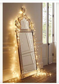 Fairy lights #fairylights