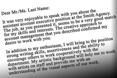 FollowUp Letter Sample For A Job Application  Letter Sample And