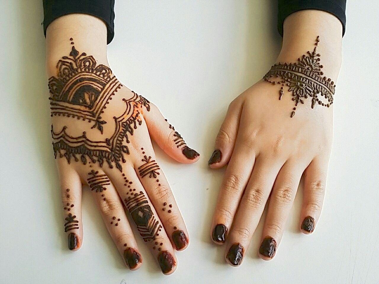 Pin by Siiti NurrZaraa on Henna Pinterest Hennas