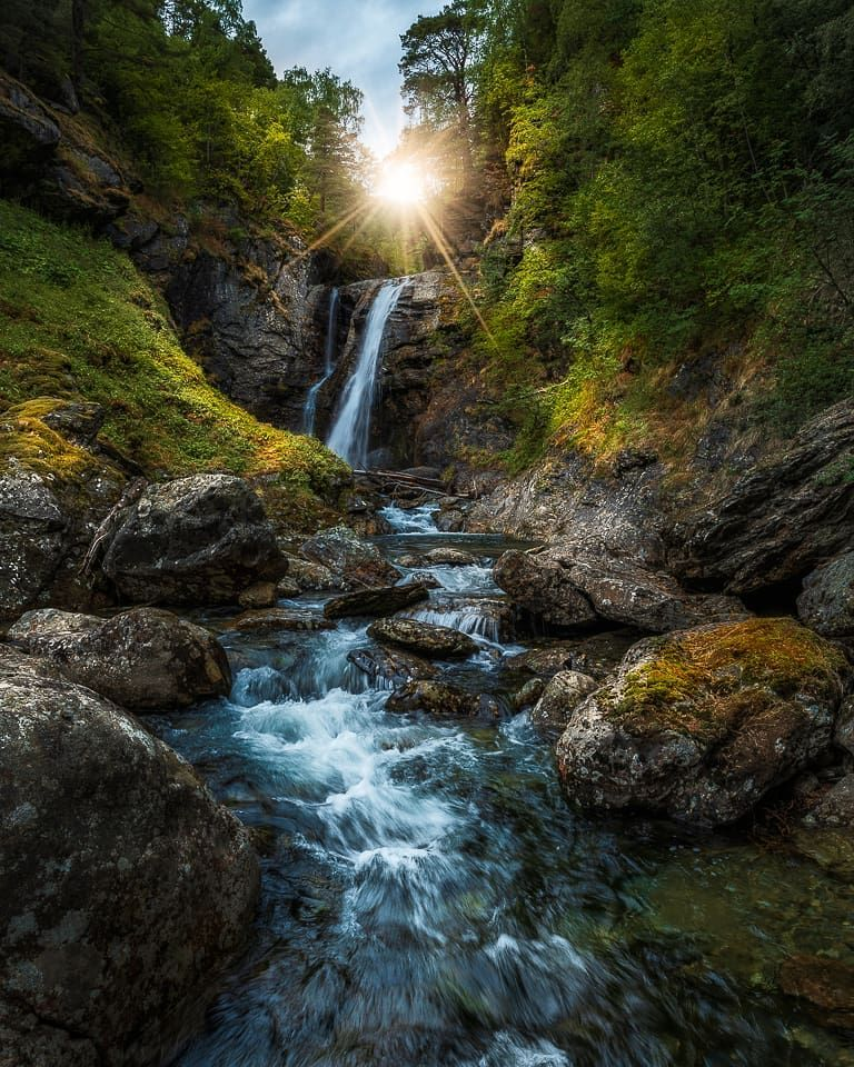 Pin Op Waterfall And Nature Photography
