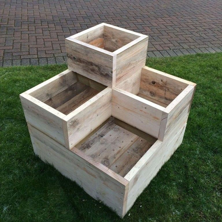 Amazing Garden Design Pin Design Number 8222077919 To Try Here Gardeningideasdiybackyard Garden Planter Boxes Wooden Garden Boxes Wooden Crates Planters