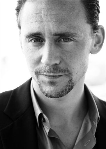 MQ untagged: Tom Hiddleston photoshoot by Matt Sayles.