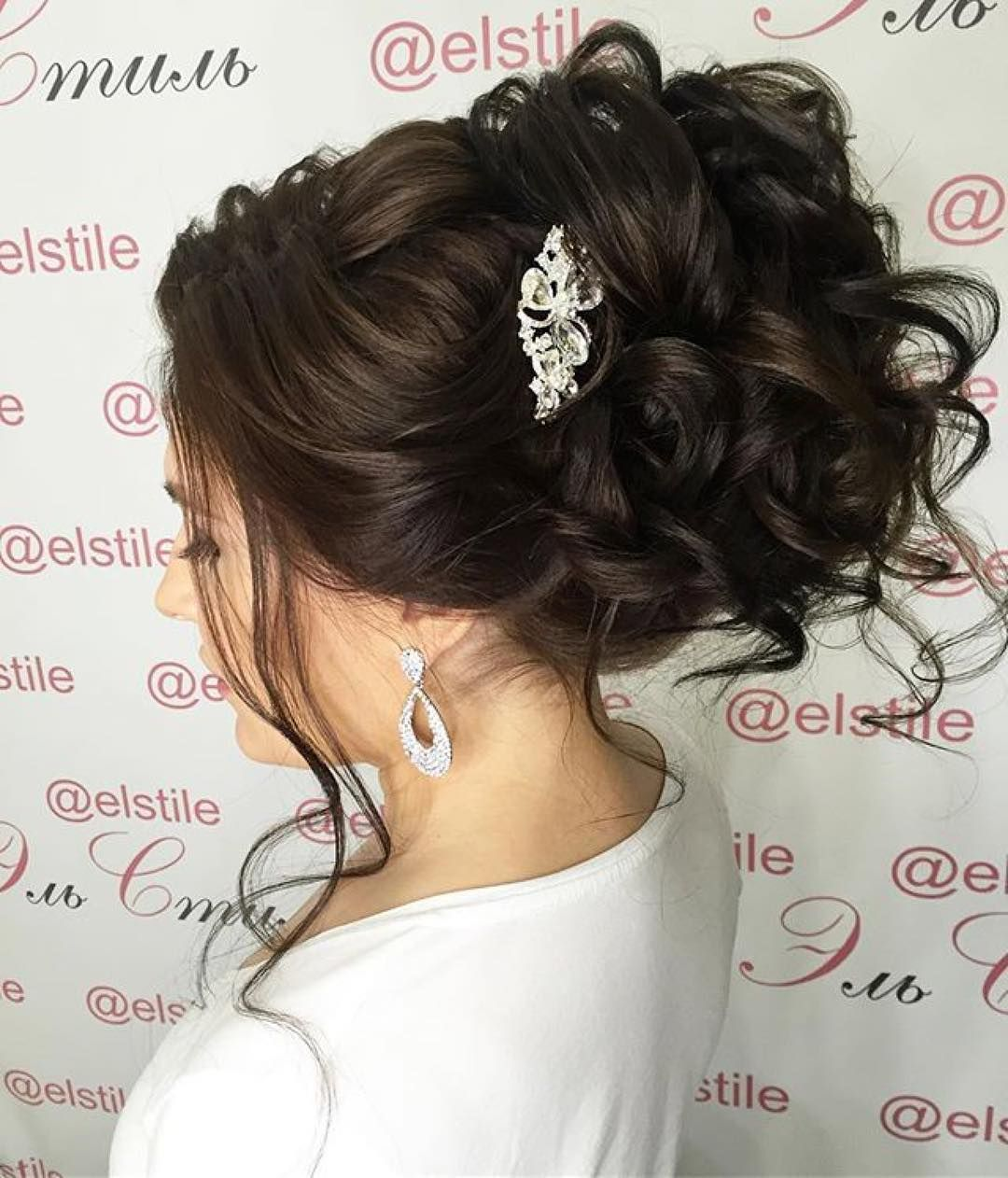 wedding hair & makeup at @elstile 💕 • book your date 💕 text 1