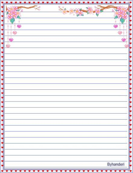 picture about Free Printable Note Paper identify Pin as a result of Vita Vdovenko upon бумага Laptop paper, Printable