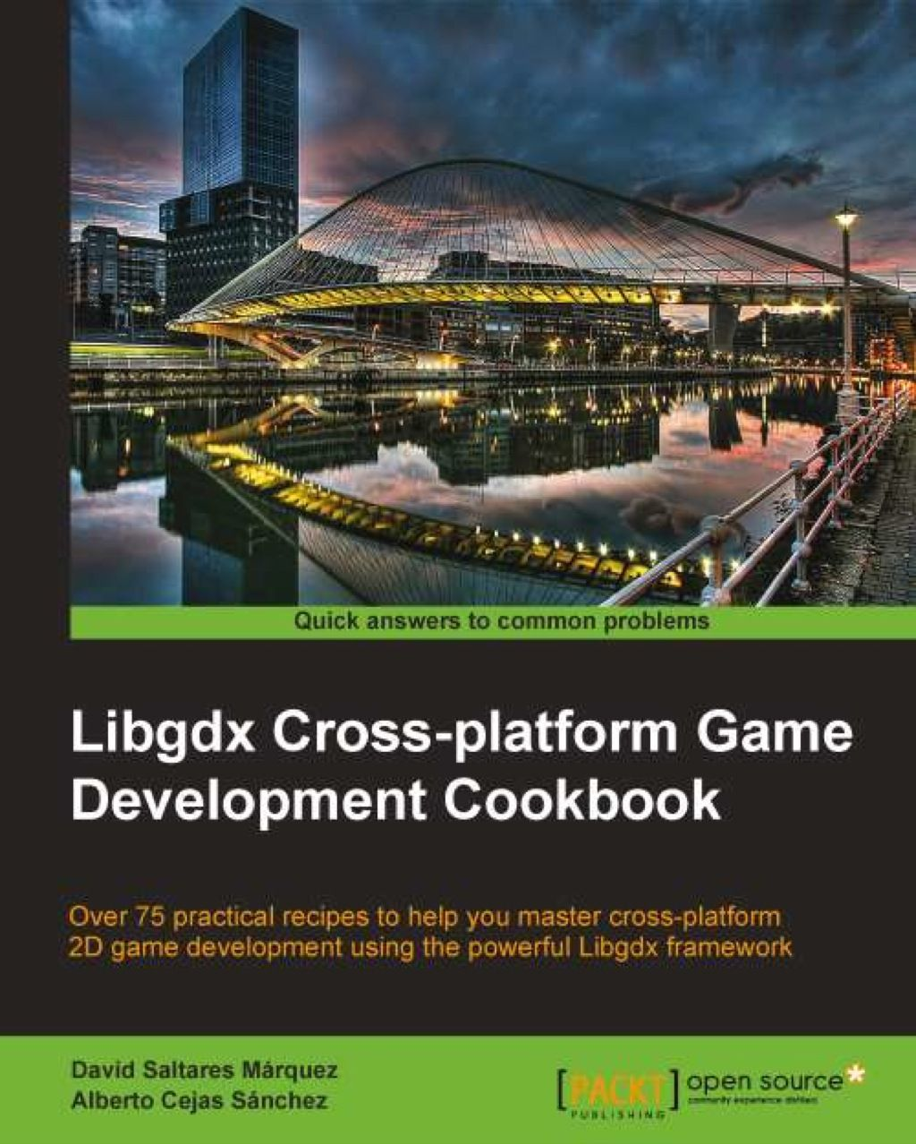 Libgdx Crossplatform Game Development Cookbook (eBook