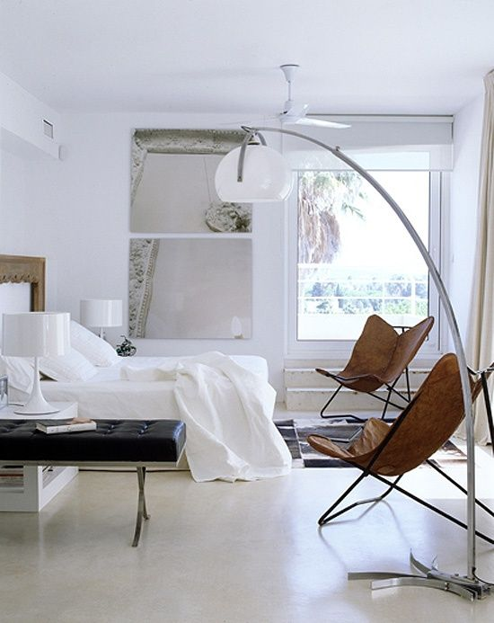 Butterfly chairs in the bedroom | Arredamento moderno | Pinterest ...