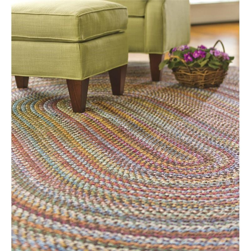 Wool Braided Rugs Usa Made Plow Hearth