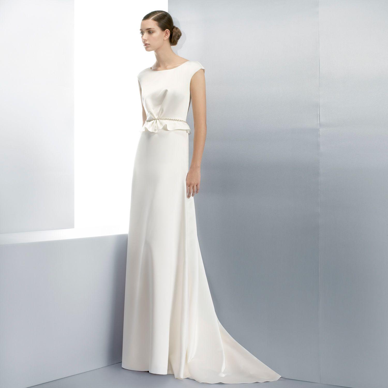 Vestidos de novia - Jesús Peiró | JESUS PEIRO / Colección Soirée ...