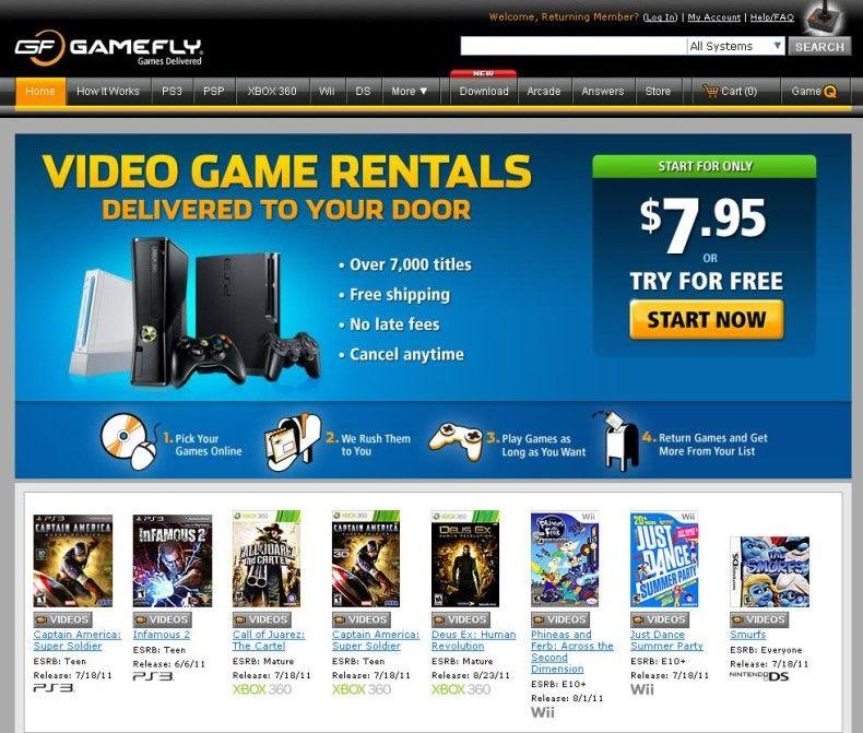 148512v1 Video game rental, Destiny, Tech news