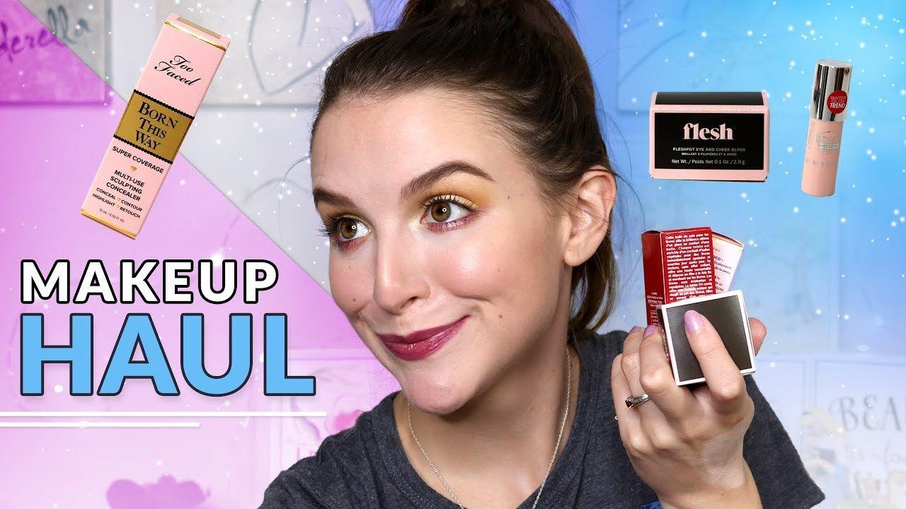 Ulta Beauty & Nordstrom Haul...makeup beauty cosmetics
