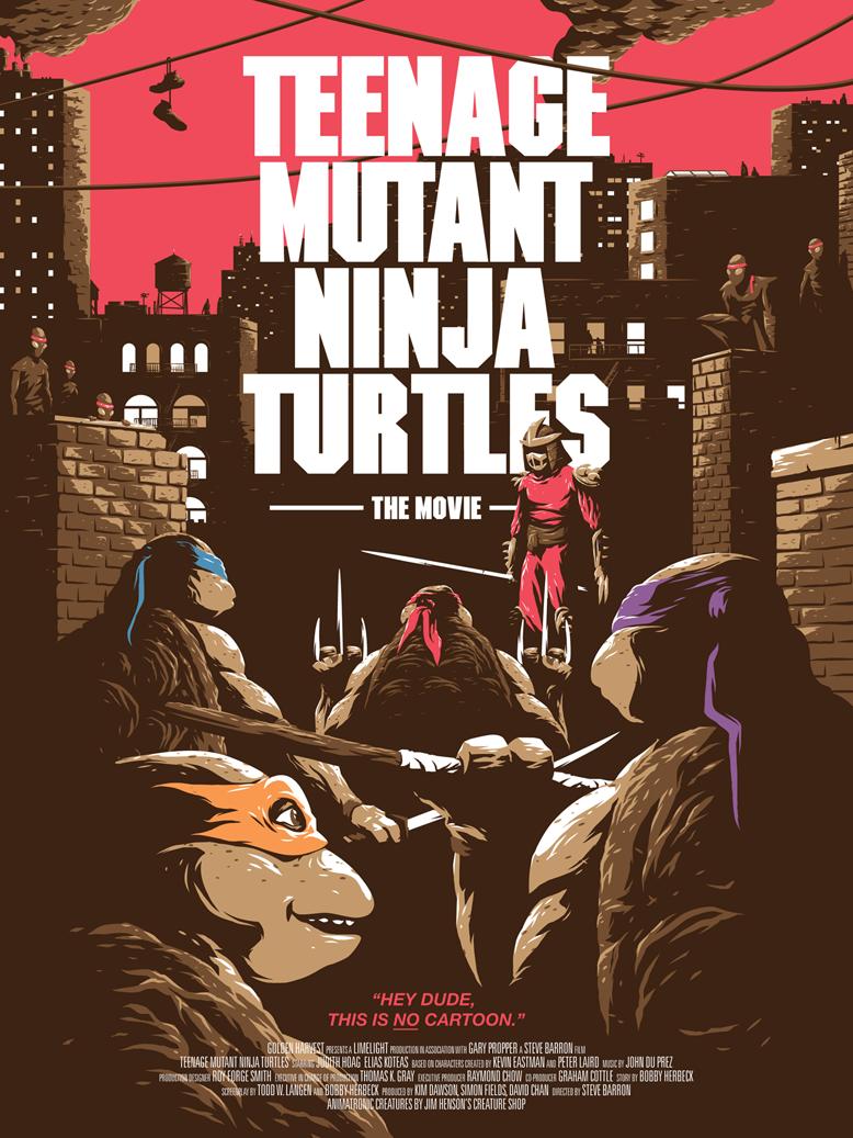 Manof2moro Teenage Mutant Ninja Turtles Art Ninja Turtles Movie Teenage Mutant Ninja Turtles Movie