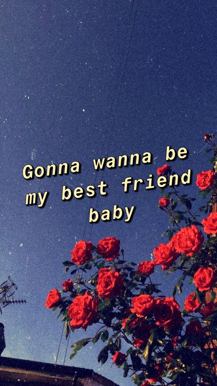 Best friend Rex Orange County wallpaper ...