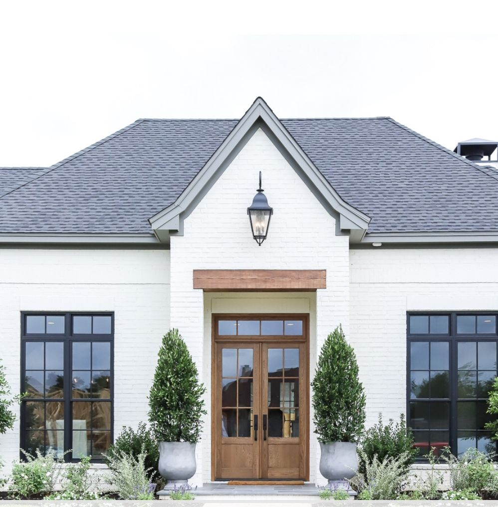 Colonial Home Design Ideas: Pin By Laura Davidson As Dwellings On Exterior
