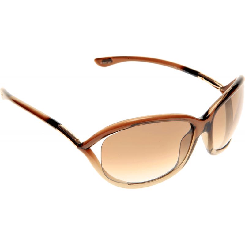 Tom Ford Jennifer Ft0008 38f Sunglasses - Shade Station