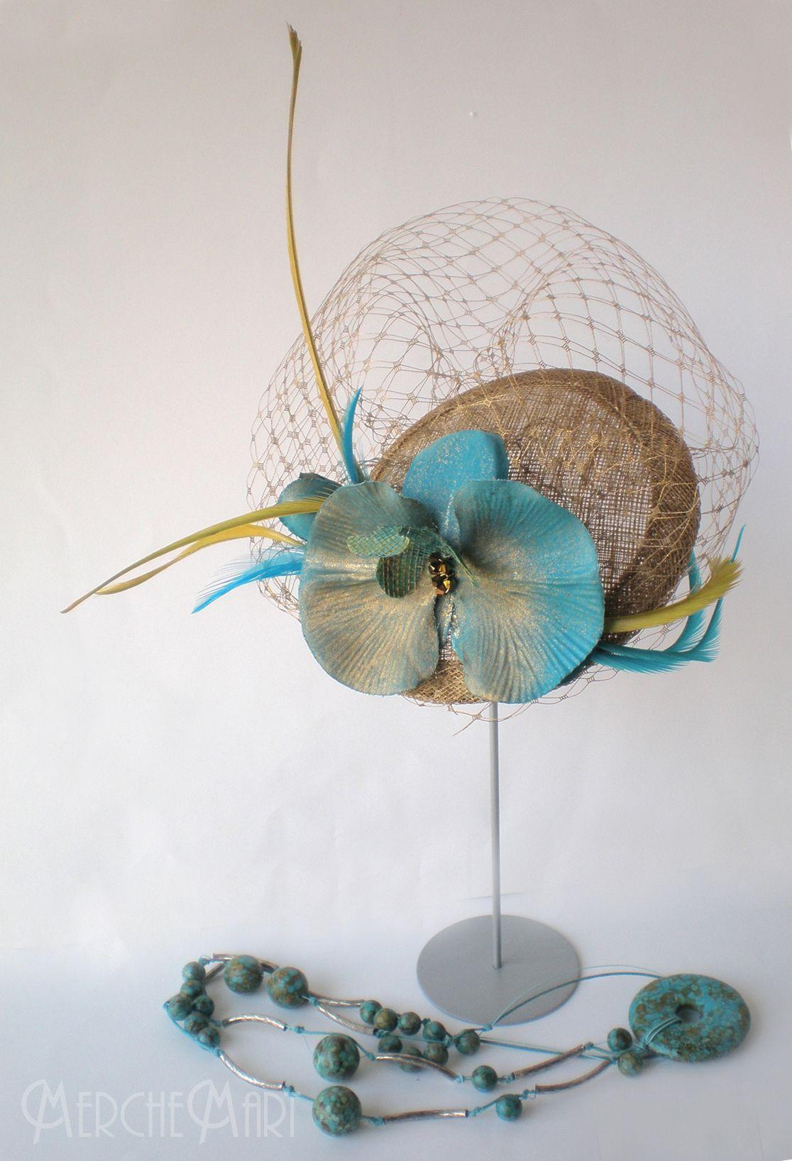 Merche Mart, tocados y sombreros. headpieces/ wedding/millinery ...