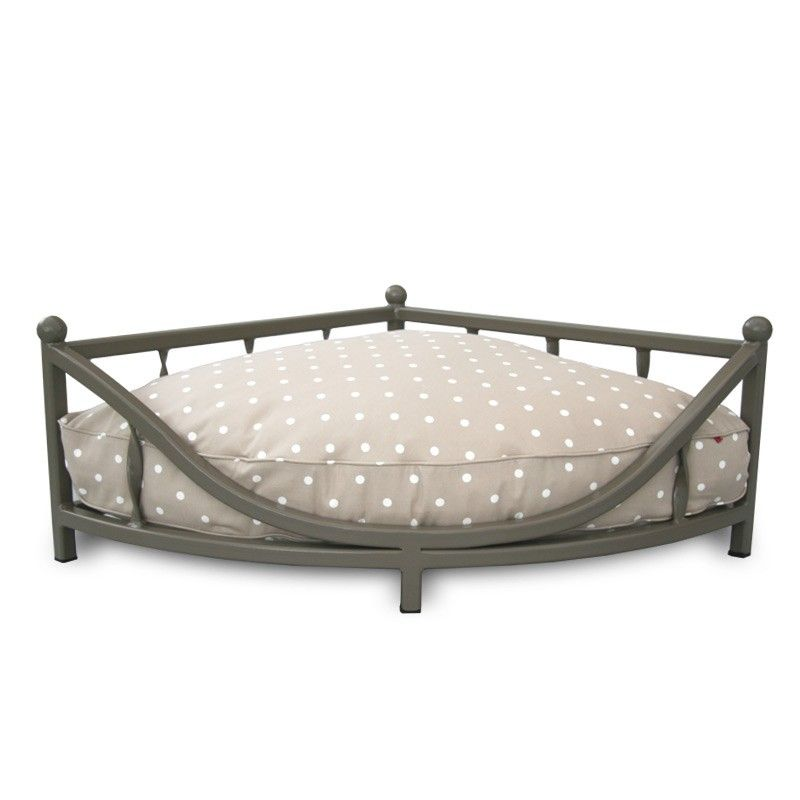 The Corner Metal Frame Dog Bed Bed Frame Design Corner Bed