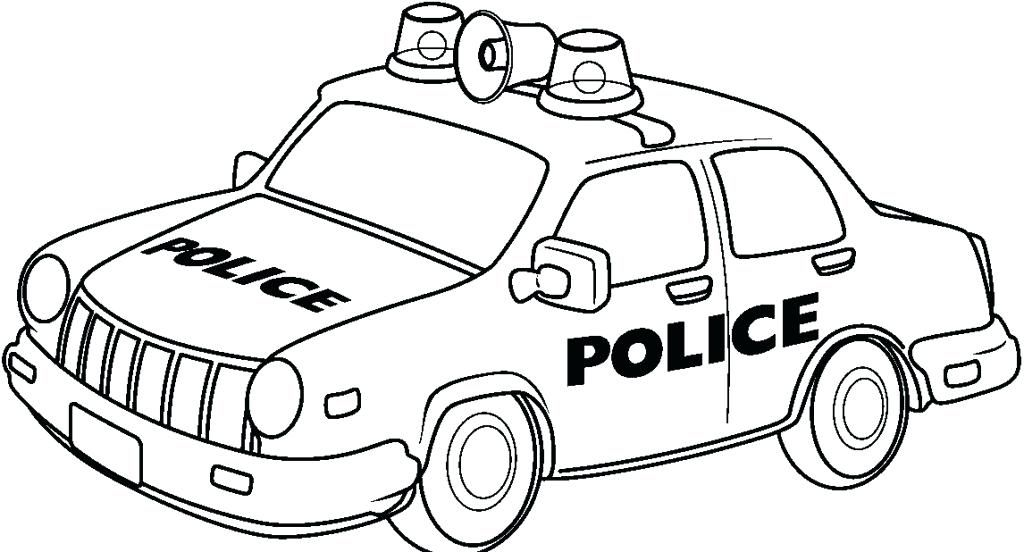 policeman coloring page # 3