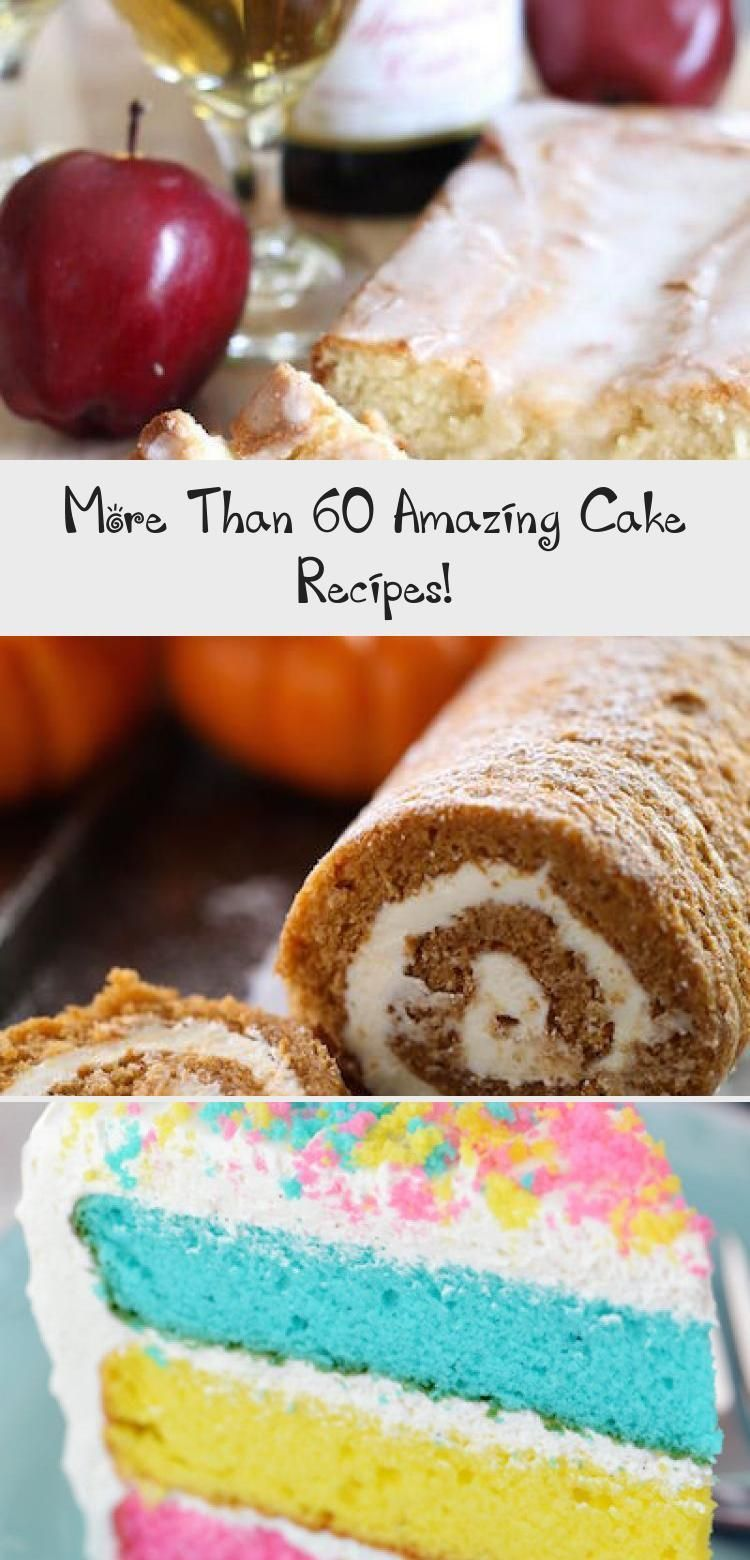 Photo of More Than 60 AMAZING Cake Recipes! – Chef in Training #PinataKuchenSchoko #Pinat…