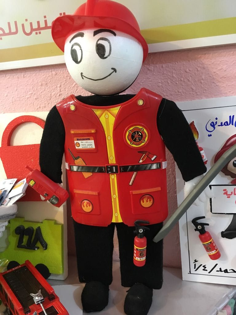 تفعيل اليوم العالمى للدفاع المدنى تحت إشراف لجنة الأمن والسلامة السعودية المدينة المنورة مدارس المملكة مدارس مناهل الو Doll House Ronald Mcdonald Mcdonald