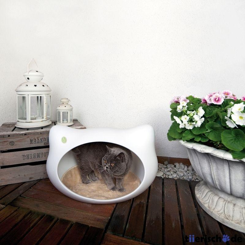 Katzenhöhle Jerry mit Decke von jerry's