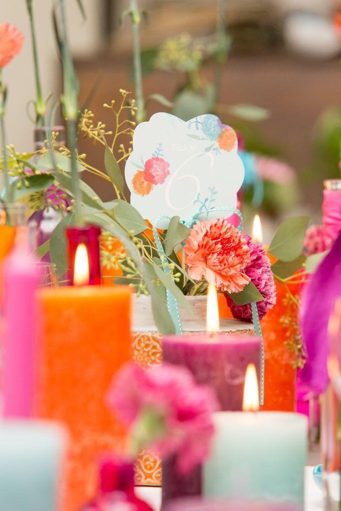 Farbenfrohe Hippie Hochzeit - Styleshoot | ROSAROT Hochzeiten und Feste #afrikanischehochzeiten