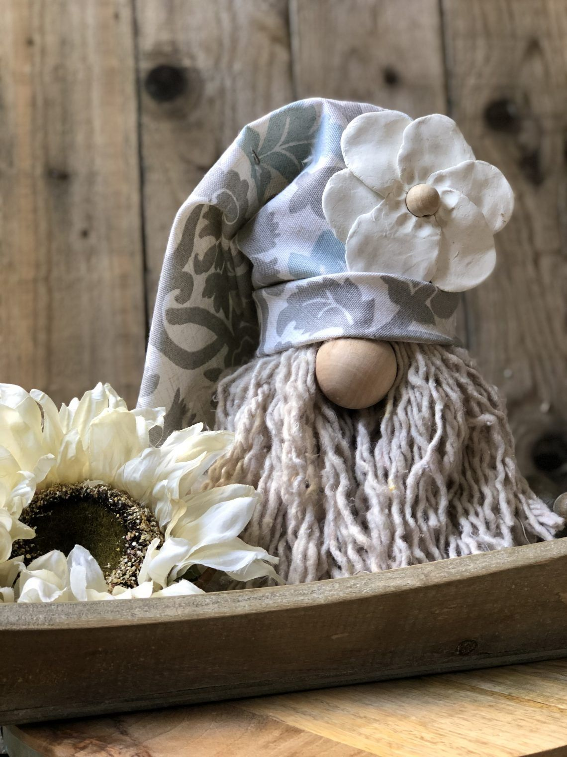 How to make Adorable Dollar Tree Gnome DIY · Just That