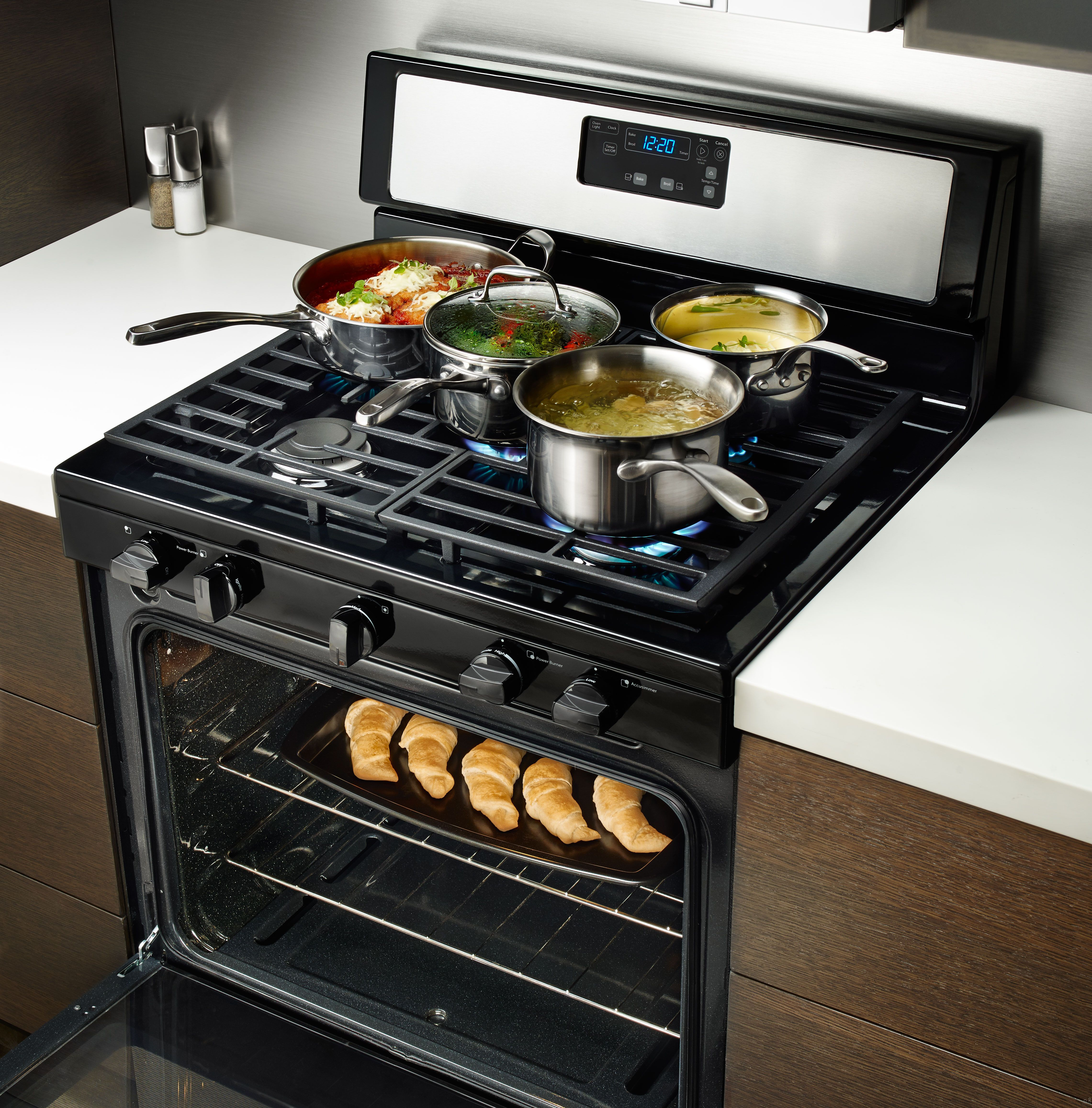 Picture Of Simple Ideas About 30 Gas Cooktop With Downdraft Stainless Steel Gas Stove Cooking Range Whirlpool Stove