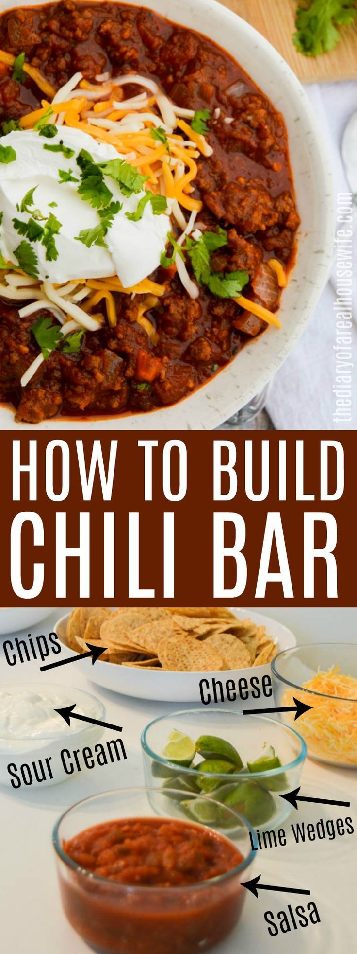 Chili Bar - The Diary of a Real Housewife