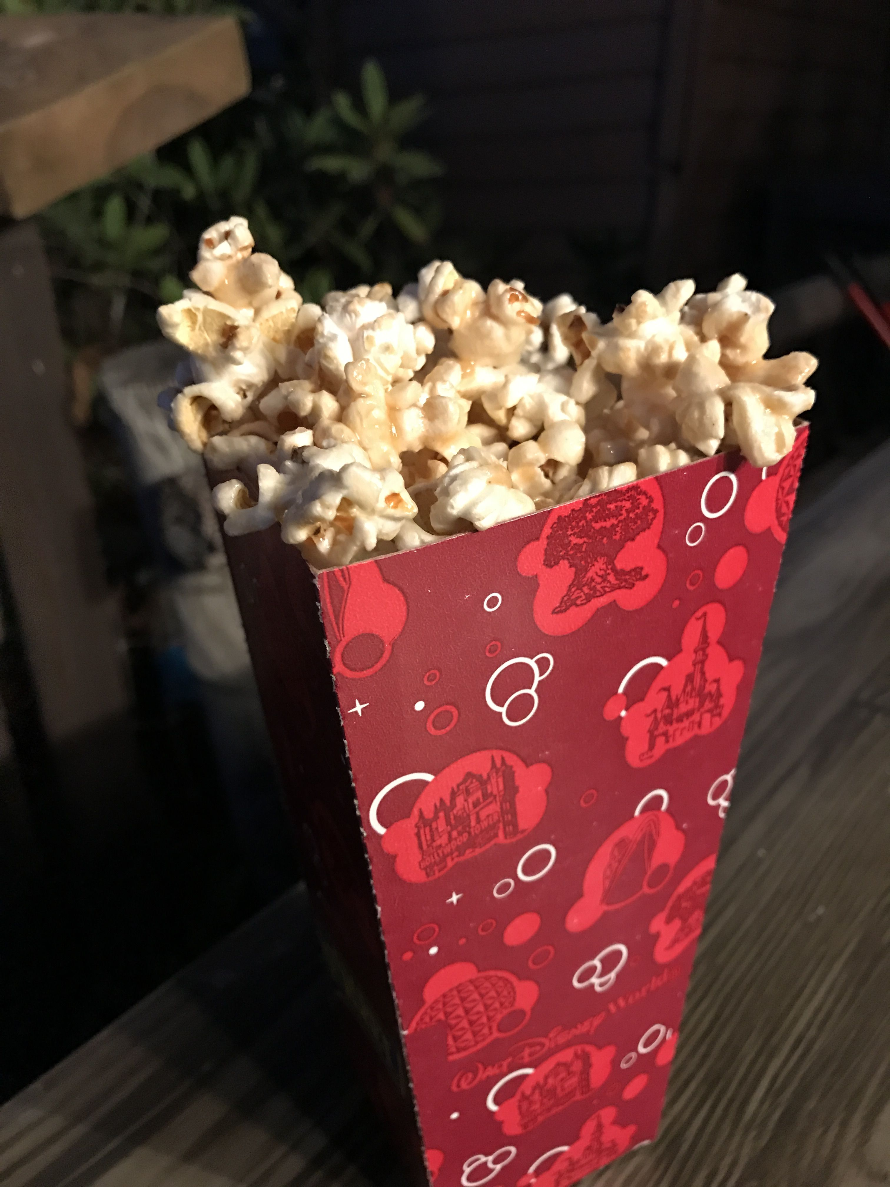 This post contains a review of the maple popcorn at