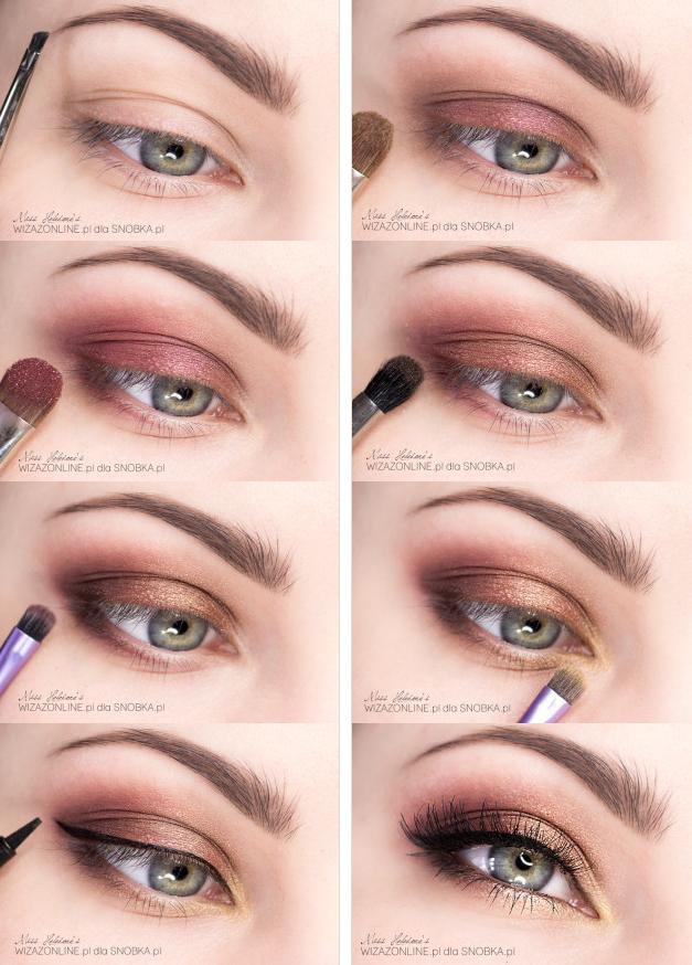 Soft Crease Eyeshadow Tutorial