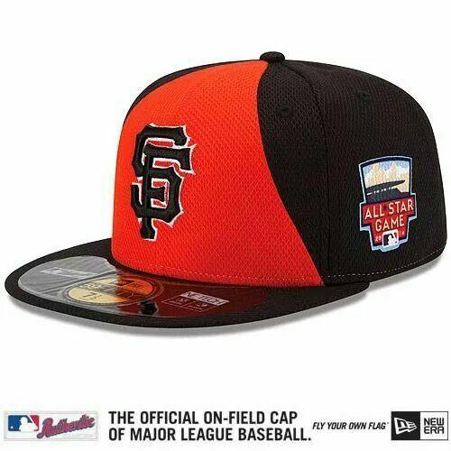 a0145d43 SF Giants hat | SF Giants / SF 49ers / Tennis | Mlb uniforms, Mlb ...