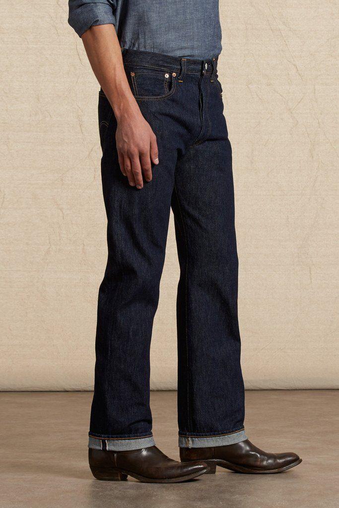 91c09889a2e2d Levi s Vintage Clothing 1947 501 Jeans - New Rinse