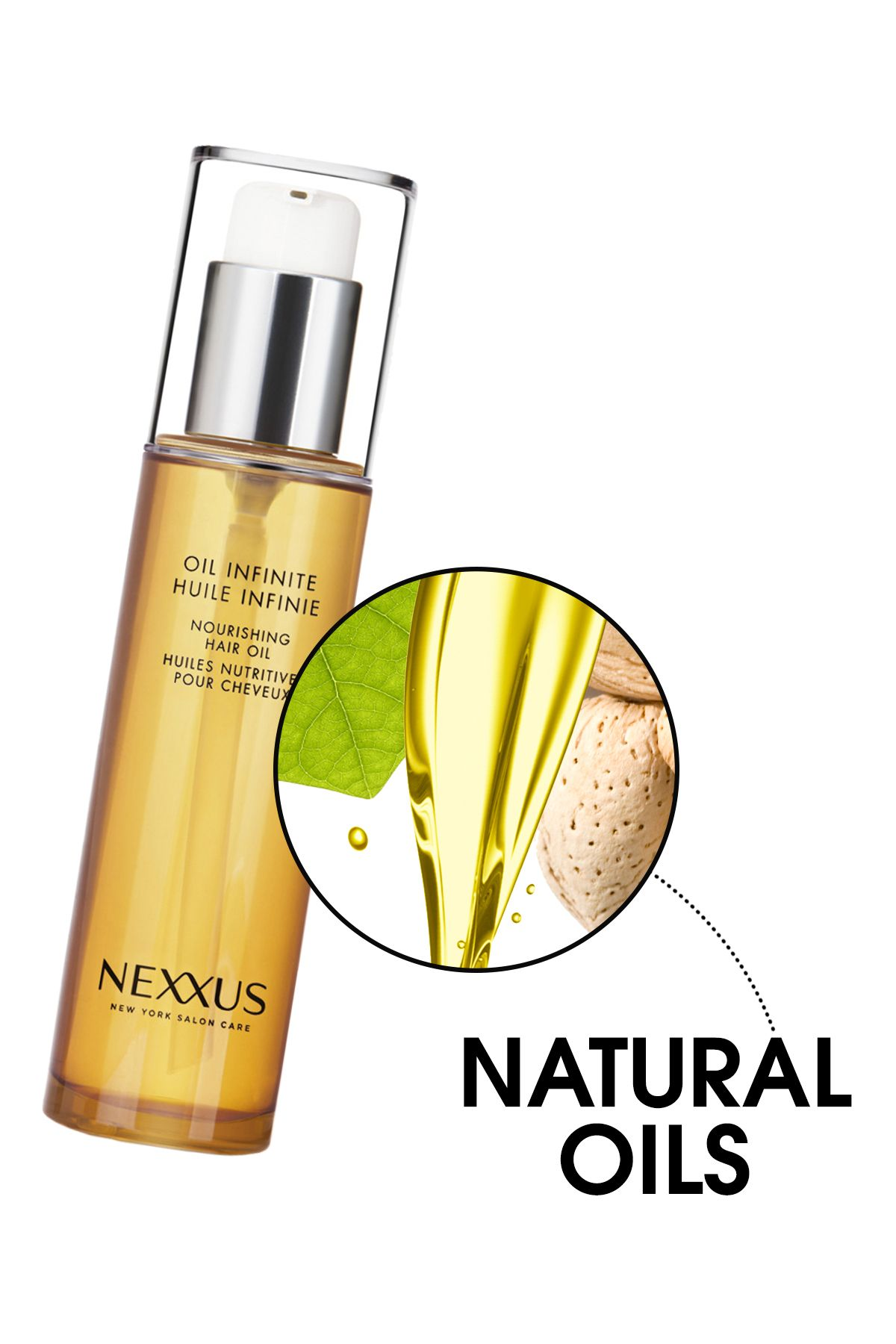 macadamia nut oil penetrate hair