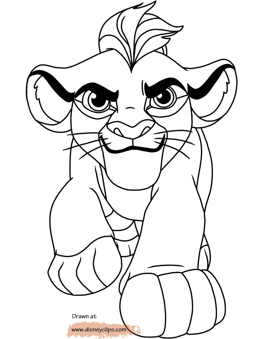 42 Coloring Page Lion King Horse Coloring Pages Coloring Books Disney Coloring Pages