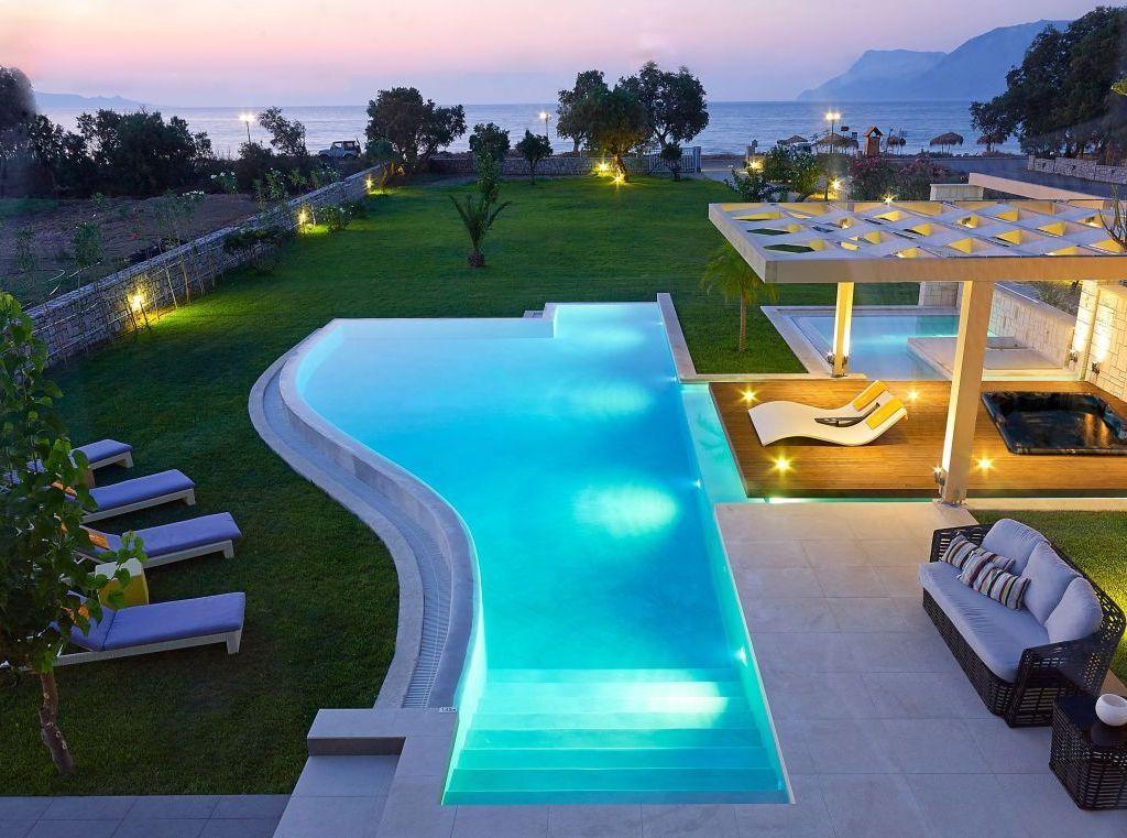 Ville Moderne Con Piscina E Giardino Cerca Con Google Cool Pools Villa Luxury Villa