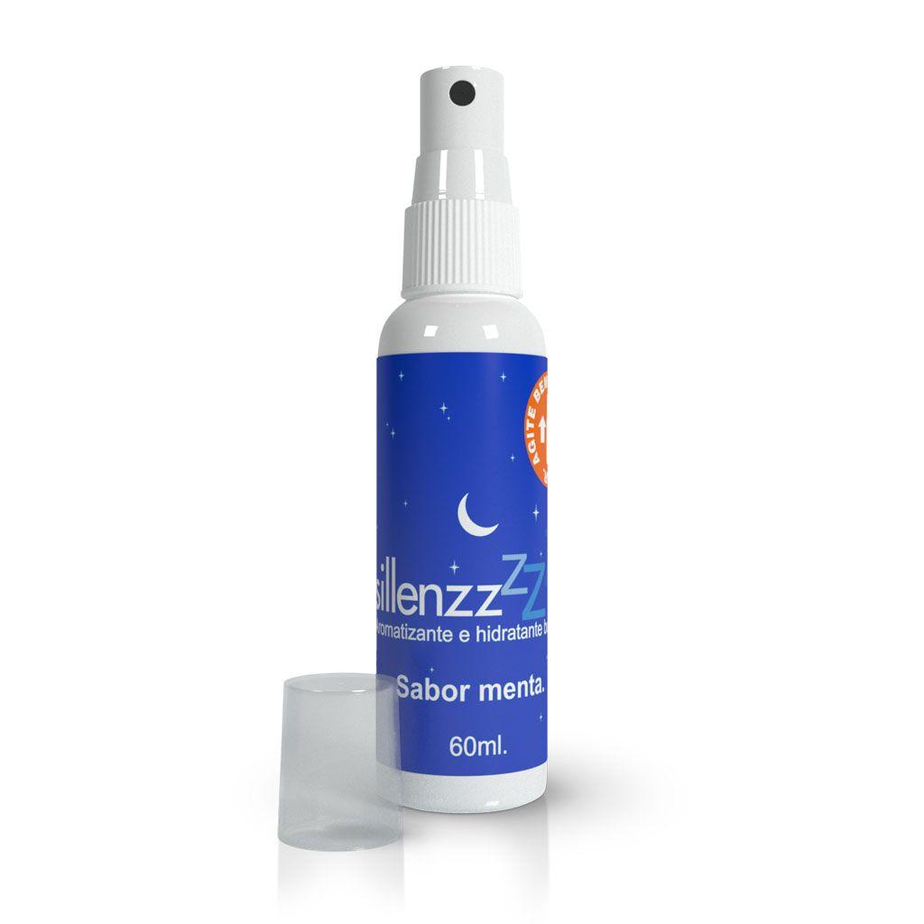 O Spray Bucal Sillenzz apresenta pela sua composição a propriedade de hidratar a mucosa da boca e faringe, trazendo bem-estar para os usuários e auxiliando na redução do ronco.