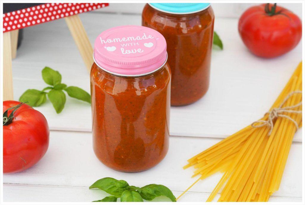 Tomatensoße Zu Süß
