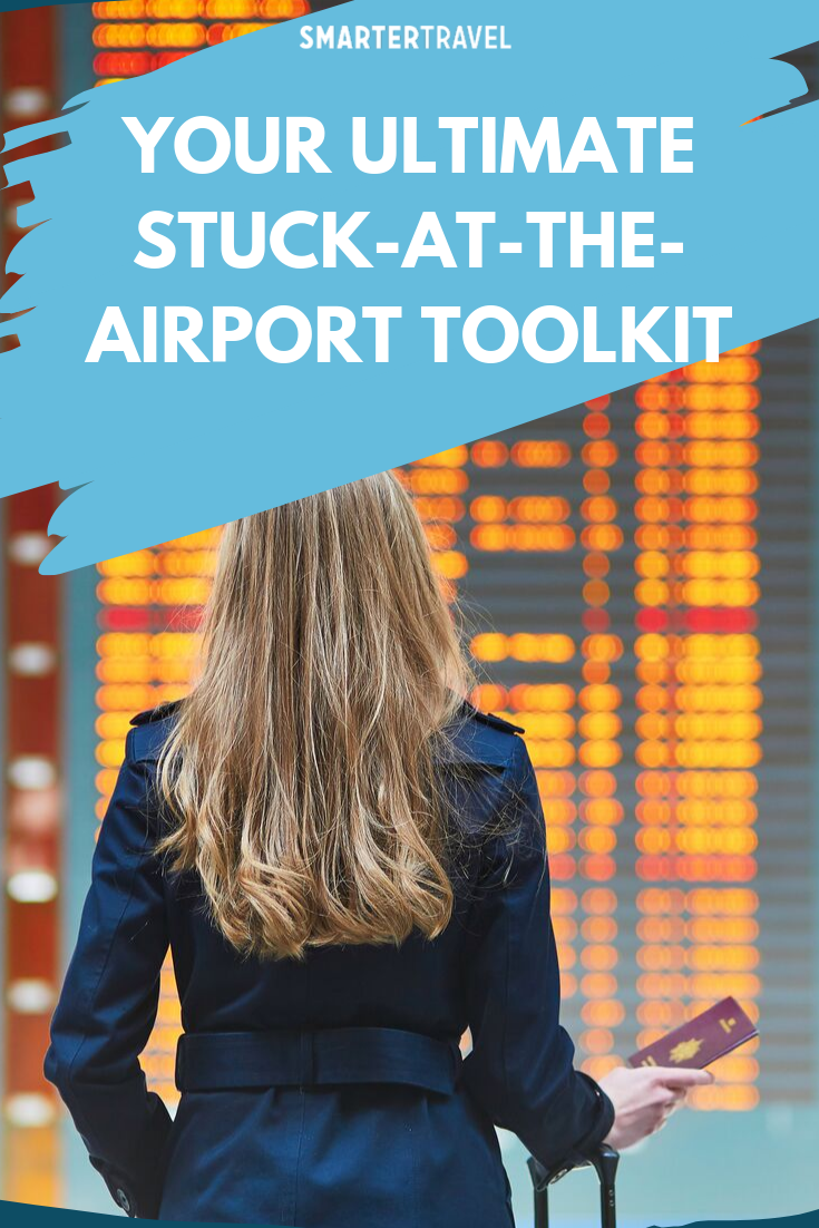 What To Do If You Re Stuck At The Airport Smartertravel Long Layovers Travel Light Hotel Tonight