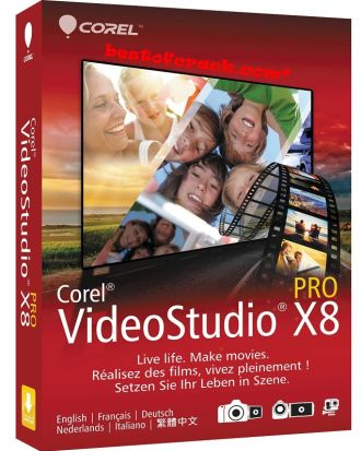 corel videostudio x8 serial key