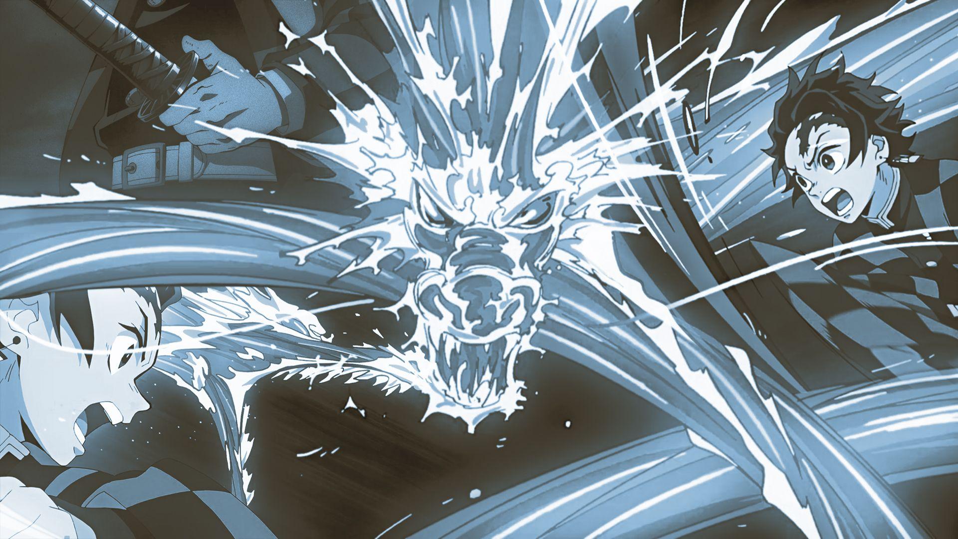 Aesthetic Demon Slayer Wallpaper Desktop Blogger Ndeso Demon Slayer Wallpaper Android Wallpaper Anime Anime Wallpaper