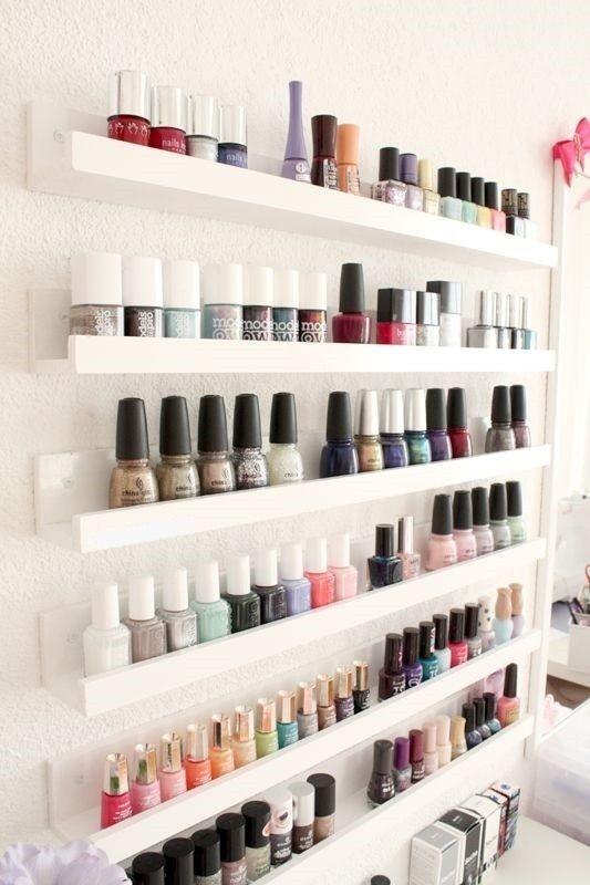Organizador de esmaltes                                                                                                                                                                                 Más
