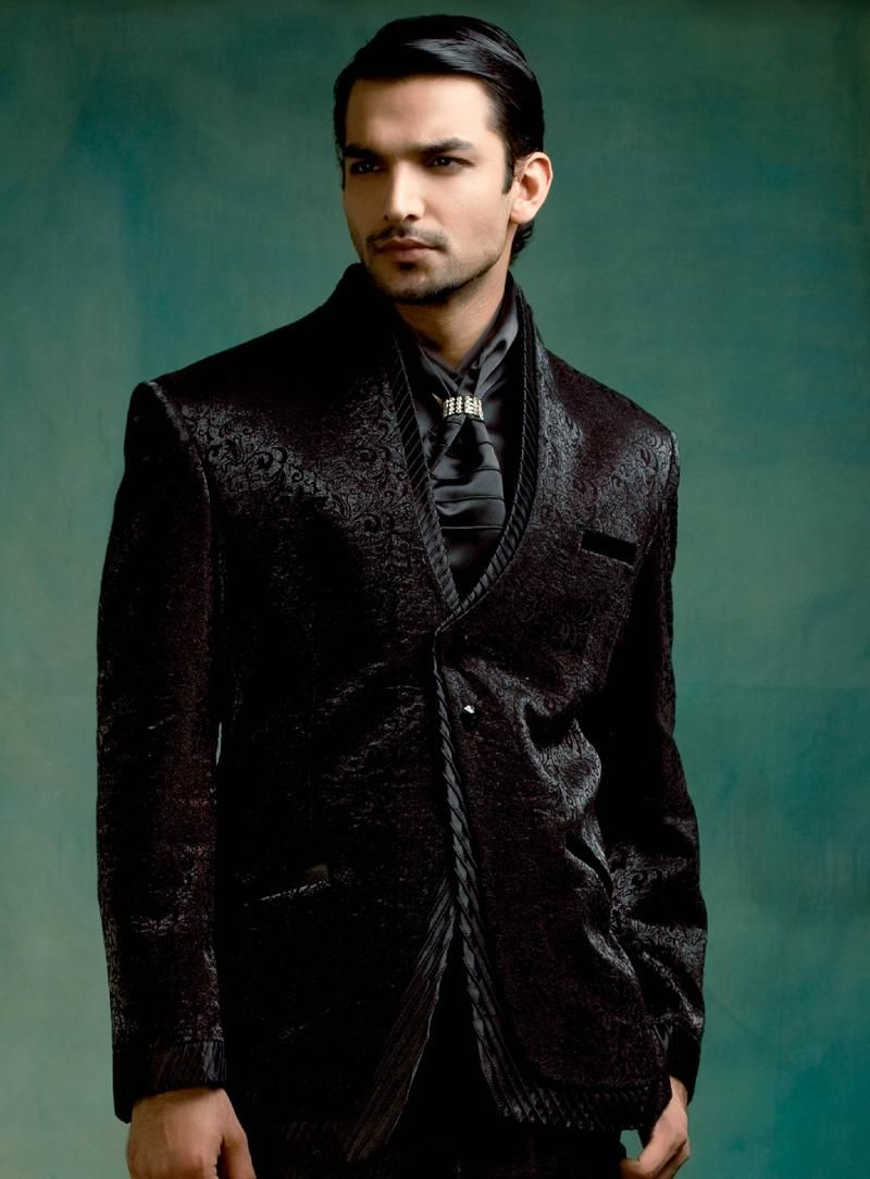 Nice black coat with modern design artistica pinterest