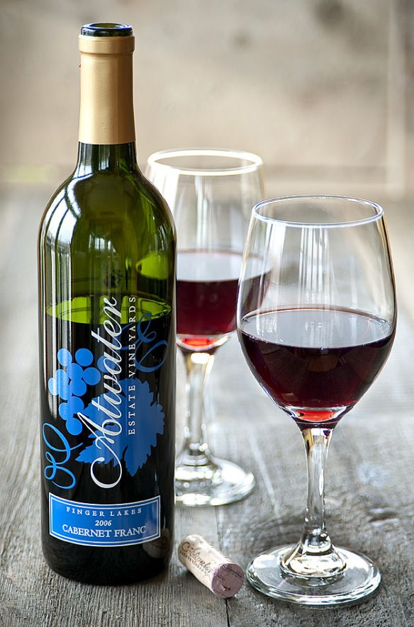 Atwater Caberent Franc Finger Lakes New York Alcohol