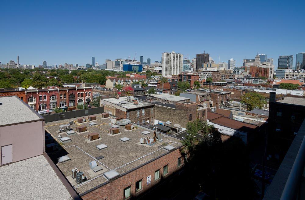 District Lofts Unit 717 Toronto LOFTS Entertainment