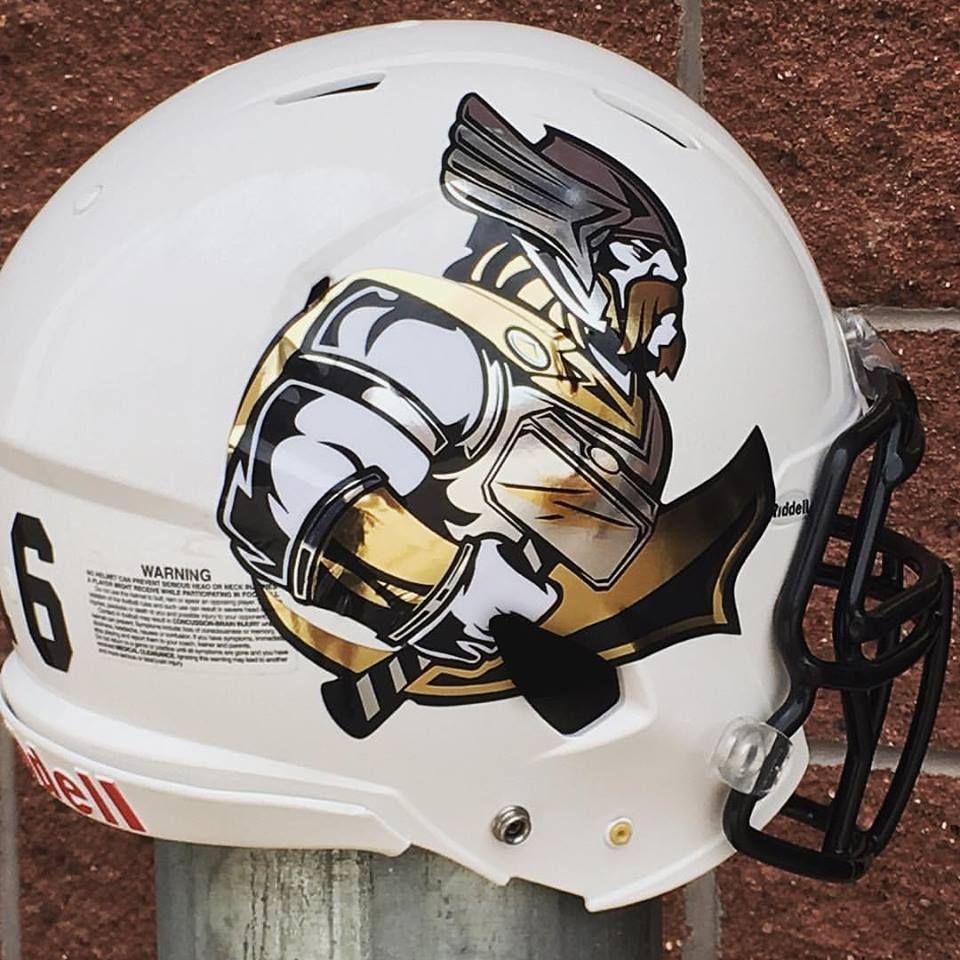 Football helmet decals football helmets football