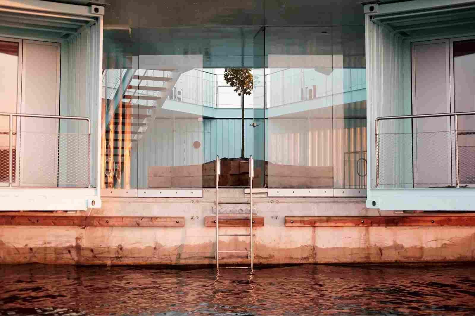 Современное жильё для студентов в Копенгагене
