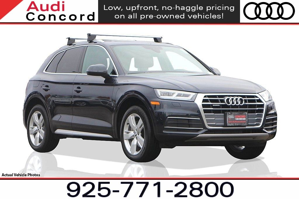 Used 2019 Audi Q5 From Audi Concord In Concord Ca 94520 Call 925 771 2888 For More Information Wa1bnafy6k2035530 Audi Audi Q5 Sport Seats