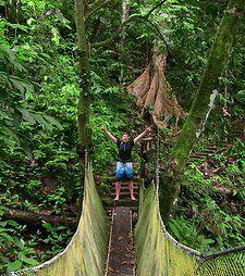 Rainmaker Park, Costa Rica Costa rica, Living in costa