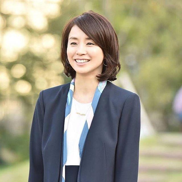 石田ゆり子の髪型画像やオーダー方法は ショートヘアや大人ボブのコツ