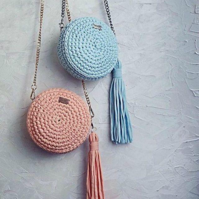 c4346ca13 Como Fazer Bolsa de Crochê: Passo a Passo +37 Fotos   Revista Artesanato